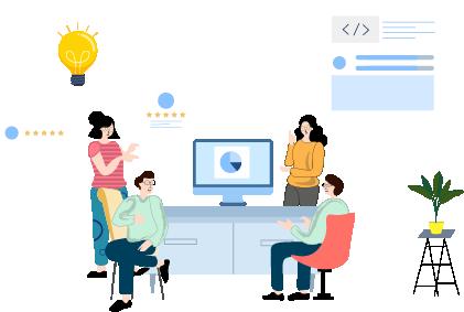 Trasformare un'idea in un progetto digitale